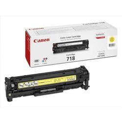 Toner CANON 718 Yellow LBP-7200/ DARMOWY TRANSPORT DLA ZAMÓWIEŃ OD 99 zł