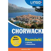 Słowniki, encyklopedie, Chorwacki Rozmówki z wymową i słowniczkiem - Dostawa 0 zł (opr. miękka)