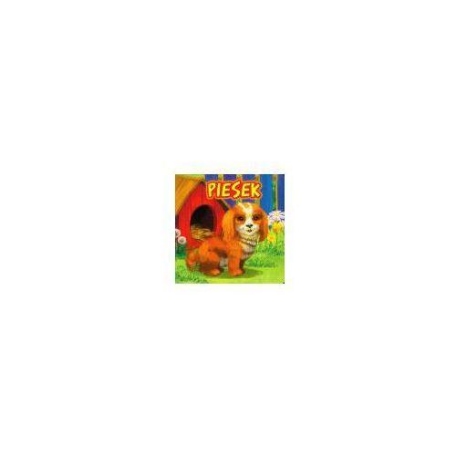 Książki dla dzieci, Piesek - Katarzyna Campbell (opr. twarda)