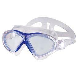 Okulary pływackie SPOKEY Vista JR Biały