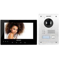 Domofony i wideodomofony, DS-KIS701-B-D Wideodomofon Wideofon Hikvision