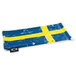 Oakley Microbags Sweden flag etui miękkie na okulary 100-789-013