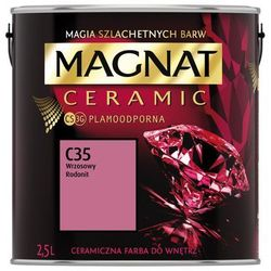 Farba Ceramiczna Magnat Ceramic C35 Wrzosowy Rodonit 2.5l