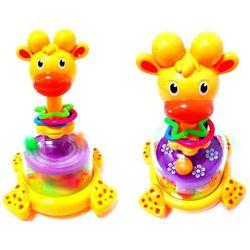 Bączek dla Maluszka Żyrafa z Piłeczkami