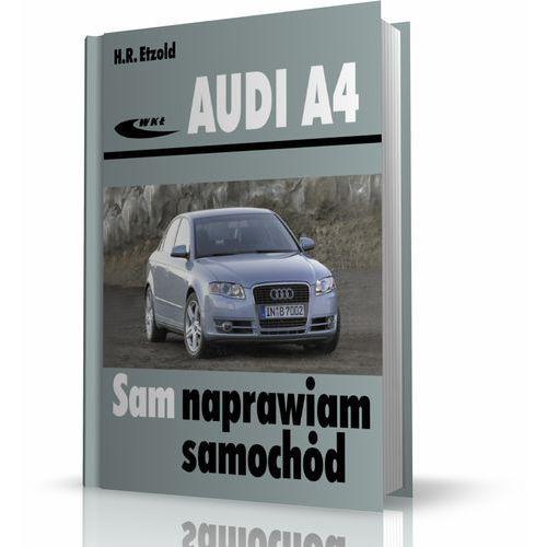 Biblioteka motoryzacji, Audi A4 (typu B6/B7) modele 2000-2007 (opr. broszurowa)