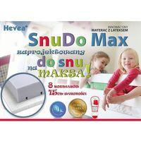 Materace, MATERAC WYSOKOELASTYCZNY HEVEA SNUDO MAX 200x80 + rękawiczki gratis!!