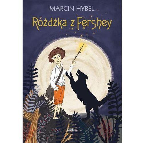 Książki dla dzieci, Różdżka z Ferhey (opr. miękka)