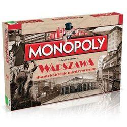 HASBRO Monopoly Warszawa XXlecie