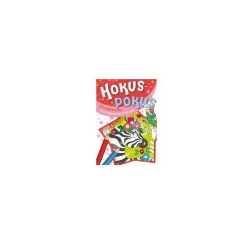 Książki dla dzieci, Hokus-pokus. Zaczarowane stworki (opr. miękka)