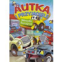 Książki dla dzieci, Autka i Przyjaciele (opr. twarda)