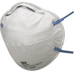 Mała maska przeciwpyłowa 3M 8810 Klasa filtrów / stopień ochrony: FFP 2 20 szt.