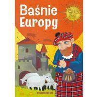 Książki dla dzieci, Baśnie Europy - Jarocka M. OD 24,99zł DARMOWA DOSTAWA KIOSK RUCHU (opr. twarda)