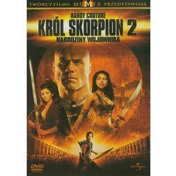 Król skorpion 2: Narodziny wojownika (DVD) - Randall McCormick OD 24,99zł DARMOWA DOSTAWA KIOSK RUCHU