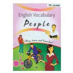 English Vocabulary People - Harmonia