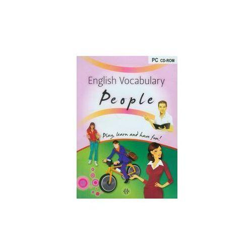 Programy użytkowe, English Vocabulary People - Harmonia