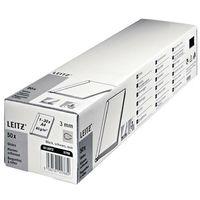 Grzbiety do bindownic, Grzbiet wsuwany Leitz A4/3mm/50szt 21770 przezroczysty