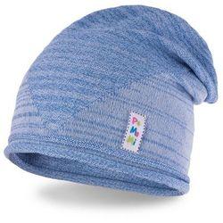 Wiosenna czapka dziewczęca PaMaMi - Jasnoniebieski - Jasnoniebieski