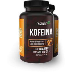 Suplement energetyczny SPORT DEFINITION Essence Kofeina 120 tab Najlepszy produkt Najlepszy produkt tylko u nas!