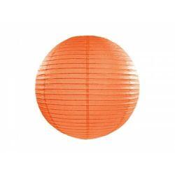 """""""Lampion papierowy, pomarańczowy, 25cm (1 karton / 30 szt.)"""""""