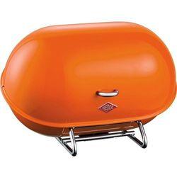 Wesco - Pojemnik na pieczywo SingleBoy - pomarańczowy - pomarańczowy