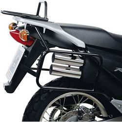 Hepco & Becker Triumph Tiger Boczny bagażnik czarny 70010103410