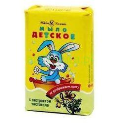 NEVSKAYA mydło dla dzieci z ekstraktem glistnika jaskółcze ziele 90g
