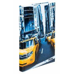 Kalendarz Szefa książkowy, 2018, A5, HERLITZ - 3-NewYork DWS -50% (-50%)