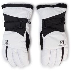 Rękawice narciarskie SALOMON - Force Dry W 404244 01 L0 White