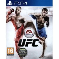 Gry na PlayStation 4, UFC (PS4)