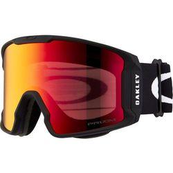 Oakley Line Miner Gogle zimowe Mężczyźni, matte black/w prizm torch iridium 2020 Gogle narciarskie
