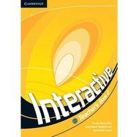 Książki do nauki języka, Interactive 2 Teacher's Book - Holcombe Garan, Hadkins Helen, Lewis Samantha