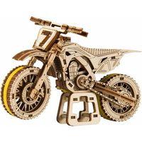 Puzzle, Puzzle 3D Motocykl crossowy MotoCross