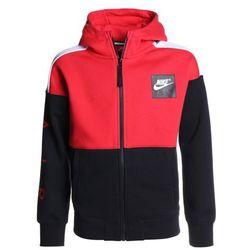 Nike Performance AIR HOODIE Bluza rozpinana university red/black/white/white