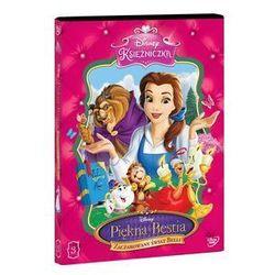 Disney Księżniczka. Piękna i Bestia. Zaczarowany świat Belli [DVD]