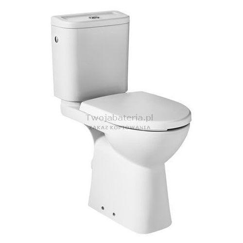 Roca Dostępna Łazienka miska WC do kompaktu odpływ pionowy A342237000