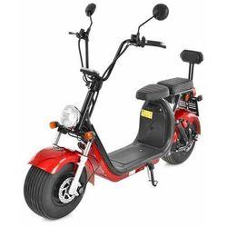 HECHT COCIS ZERO RED SKUTER E-SKUTER MOTOR ELEKTRYCZNY AKUMULATOROWY MOTOCROSS MOTOREK MOTOCYKL - OFICJALNY DYSTRYBUTOR - AUTORYZOWANY DEALER HECHT promocja (--38%)