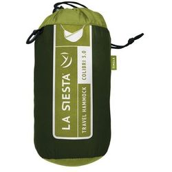 Lasiesta - colibri 3.0 - hamak turystyczny, jednoosobowy - forest