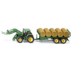 Siku Farmer - Traktor ze słomą S3862