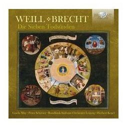 Weill/Brecht: Die Sieben Todsunden - Dostawa 0 zł