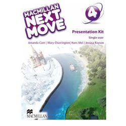 Macmillan Next Move 4. Oprogramowanie Tablicy Interaktywnej