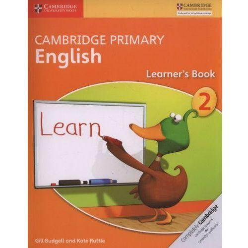 Książki do nauki języka, Cambridge Primary English 2. Książka Nauczyciela (opr. miękka)