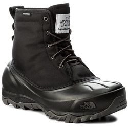 Śniegowce THE NORTH FACE - Tsumoru Boot T93MKTWE3 Tnf Black/Dark Gull Grey