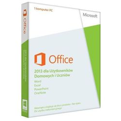 Microsoft Office Home and Students 2013 PKC
