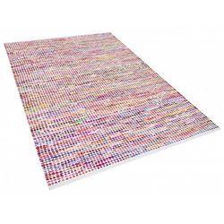 Dywan - wielokolorowy - 160x230 cm - bawełna - handmade - BELEN