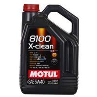 Oleje silnikowe, Motul 8100 X-clean 5W-40 5 Litr Kanister