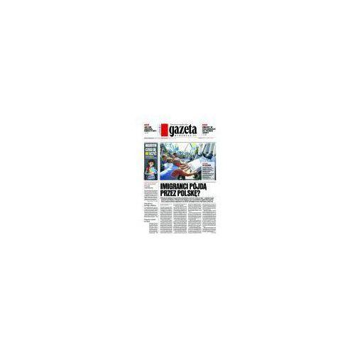 E-booki, Gazeta Wyborcza - Szczecin 203/2015