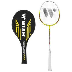 Rakietka badminton WISH 770 żółta
