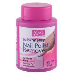 Xpel Nail Care Quick 'n' Easy Acetone Free zmywacz do paznokci 75 ml dla kobiet