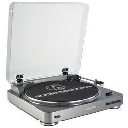 Gramofon AUDIO-TECHNICA AT-LP60USB + DARMOWY TRANSPORT! + Zagwarantuj sobie dostawę przed Świętami!