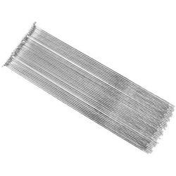Szprycha stalowa o długości 132 mm ocynkowana srebrna